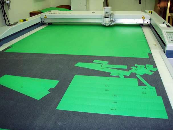 有裁床的工厂